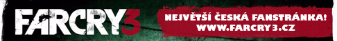 FAR CRY 3! - NEJOBS�HLEJ�� WEB (www.farcry3.cz)